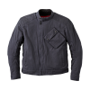 Men's Waxed Cotton Sacramento Riding Jacket with Removable Lining, Black - Image 1 of 7