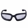 Riding Freeway Sunglasses with Clear Lens, Black - Image 3 de 4