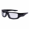 Riding Highway Sunglasses with Clear Lens, Black - Image 1 of 4