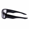 Riding Highway Sunglasses with Clear Lens, Black - Image 2 of 4