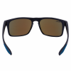 Casual Atlanta Sunglasses with Blue Revo Lens, Black - Image 4 de 4