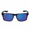 Casual Atlanta Sunglasses with Blue Revo Lens, Black - Image 3 de 4