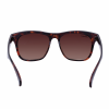 Casual Phoenix Sunglasses with Tortoise Shell Frame, Black - Image 3 de 4