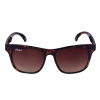 Casual Phoenix Sunglasses with Tortoise Shell Frame, Black - Image 2 de 4