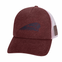 2d440624410 Mesh Snapback Port Hat with Printed Headdress