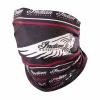 Headdress Multifunctional Headwear, Black/Red - Image 1 of 1