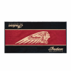 Headdress Beach Towel, Black/Red - Image 1 of 1