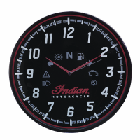 Indian Motorcycle® Bobber Wall Clock