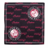 Cotton Pet Bandana with Printed logos, 2-Pack, Red/Black - Image 3 of 3