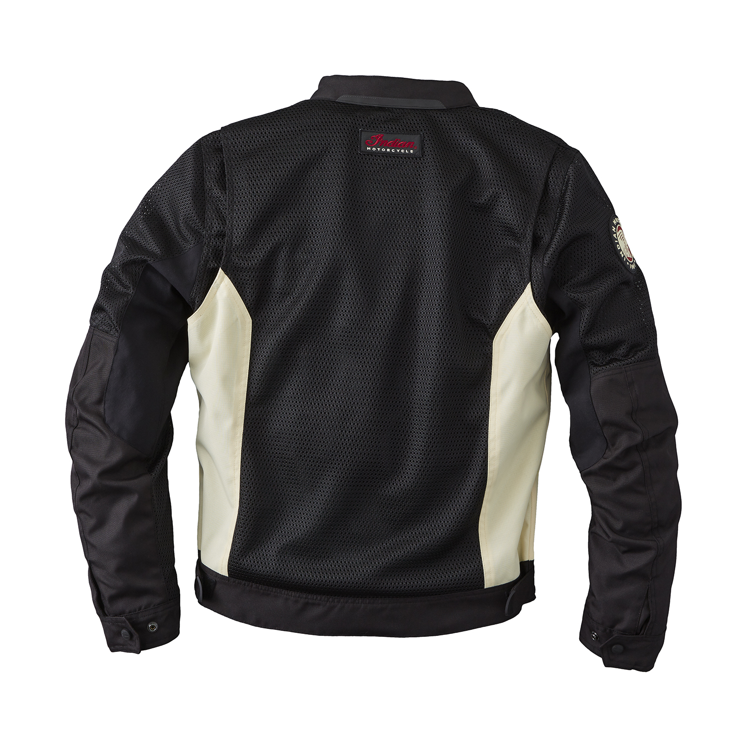 miniature 15 - Indian Motorcycle Men's Mesh Lightweight 2 Riding Jacket with Removable Liner