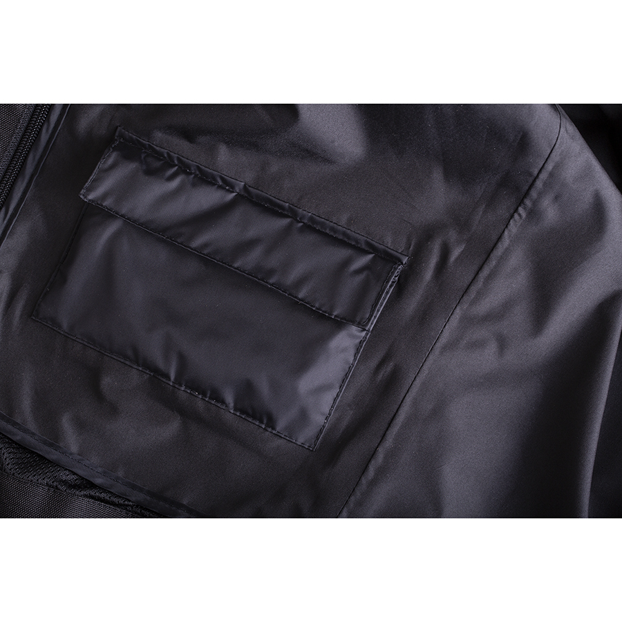 miniature 23 - Indian Motorcycle Men's Mesh Lightweight 2 Riding Jacket with Removable Liner