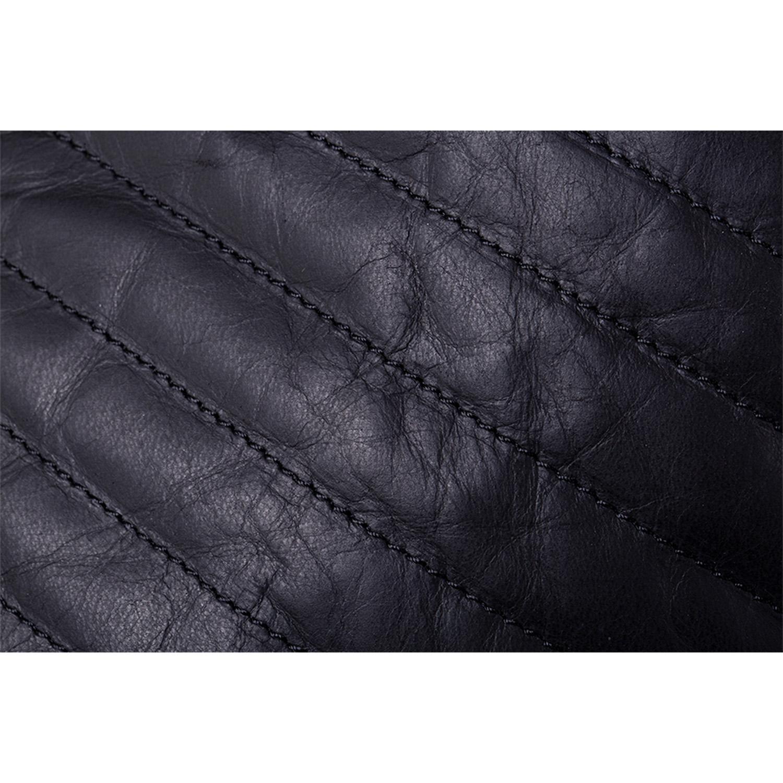 miniature 17 - Indian Motorcycle Men's Leather Denton Jacket, Black