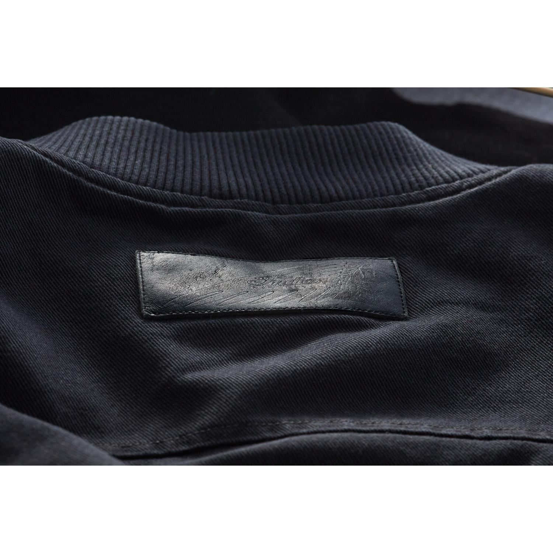 miniature 16 - Indian Motorcycle Men's Textile Hudson Vest, Black