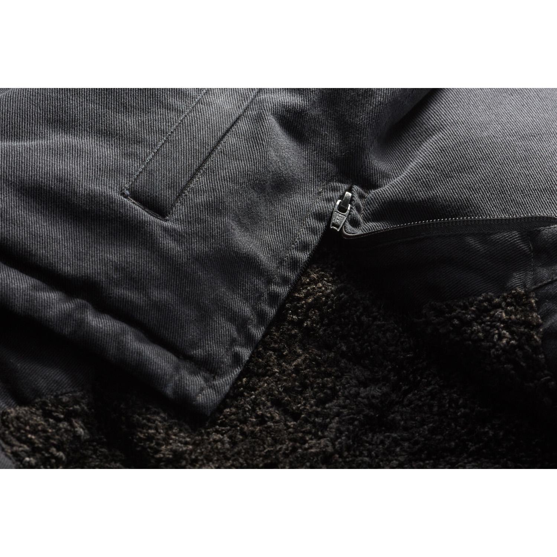 miniature 15 - Indian Motorcycle Men's Textile Hudson Vest, Black