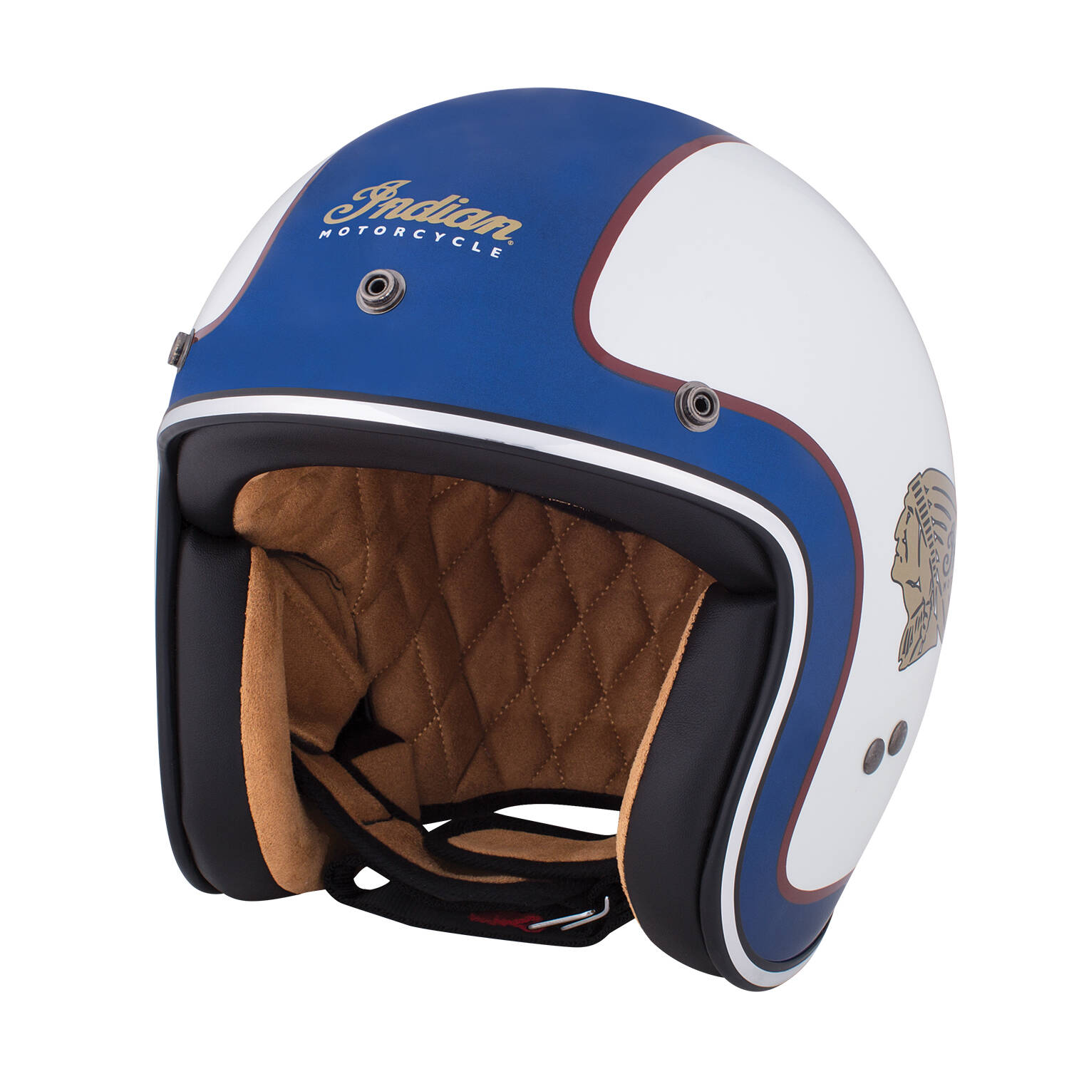 Scout Open Face Helmet Indian Motorcycle