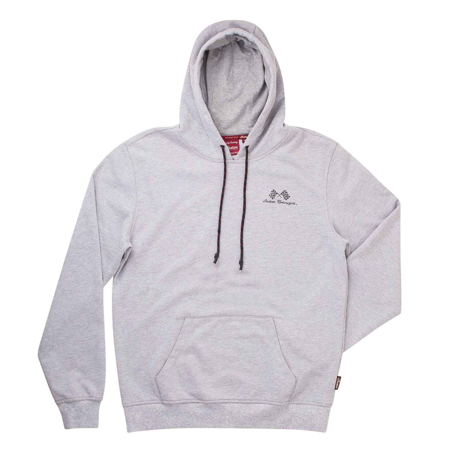 Men's Pullover Hoodie Sweatshirt with Wrecking Crew, Gray