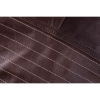 Men's Leather Phoenix Riding Jacket with Removable Lining, Brown - Image 9 of 9