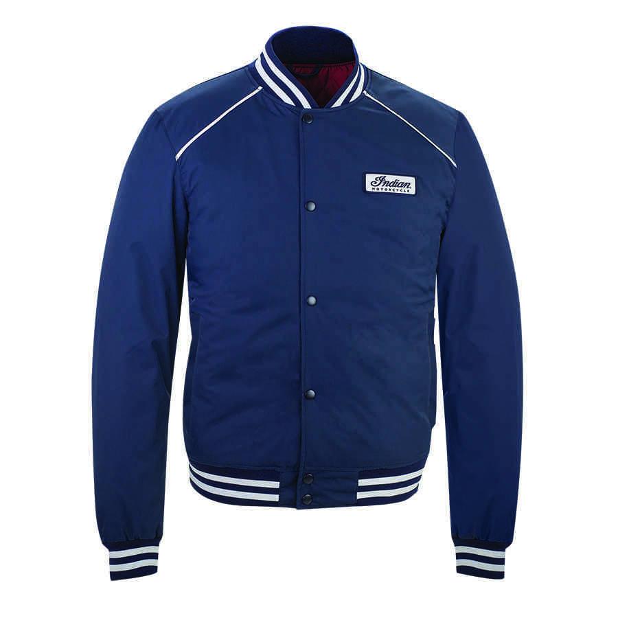 Men's Retro Bomber Jacket