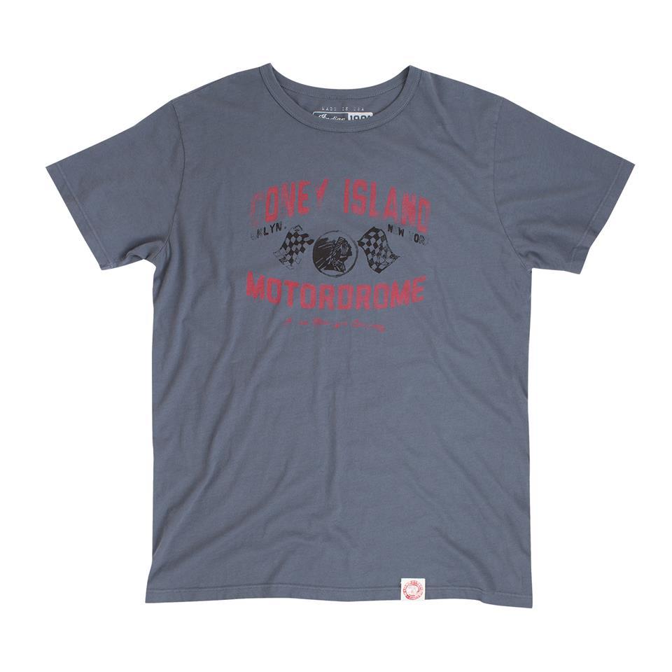 Men's 1901 Coney Island T-Shirt, Gray