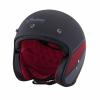 Open Face Helmet - Matte Stripe - Image 1 of 9