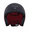 Open Face Helmet - Matte Stripe - Image 2 of 9