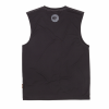 Men's Sleeveless Performance Riding T-Shirt with UV Protection, Black - Image 2 of 2