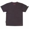 Men's Color Headdress T-Shirt, Black - Image 2 de 2