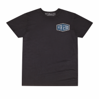 Men's FTR1200 Shield Logo T-Shirt, Black