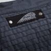 Men's Casual Retro Waxed Cotton Vest, Black - Image 4 de 7