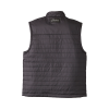 Men's Thermo Zip-Up Undervest, Black - Image 2 of 5
