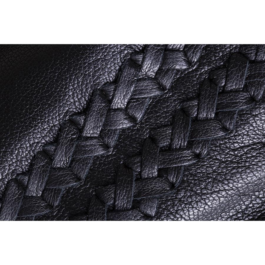 miniature 17 - Indian Motorcycle Women's Leather Charlotte Vest, Black