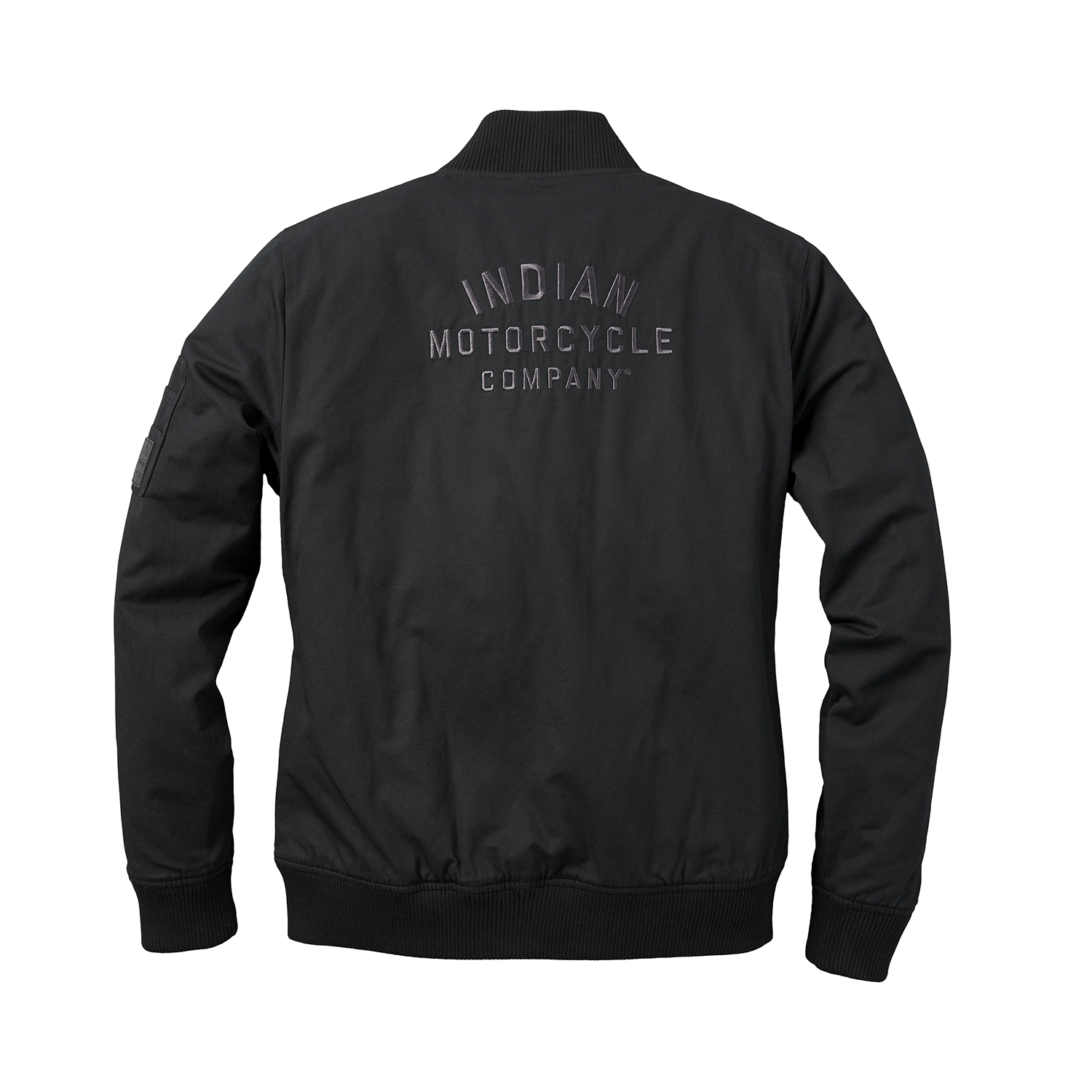 miniature 11 - Indian Motorcycle Women's Casual Bomber Jacket, Black