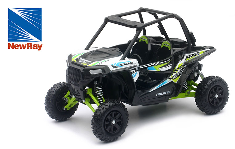 "alt=""new-ray polaris rzr toy"""