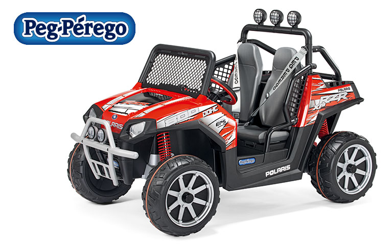 "alt=""peg prego polaris battery powered vehicle"""