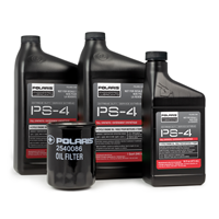 Full Synthetic Oil Change Kit, 2.5 Qts. Of PS-4 Extreme Duty Engine Oil and 1 Oil Filter