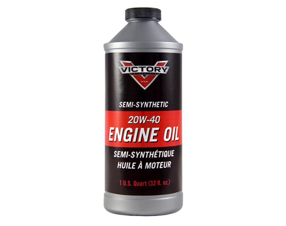 Victory Motorcycle Parts >> 20w 40 Engine Oil Victory Motorcycles