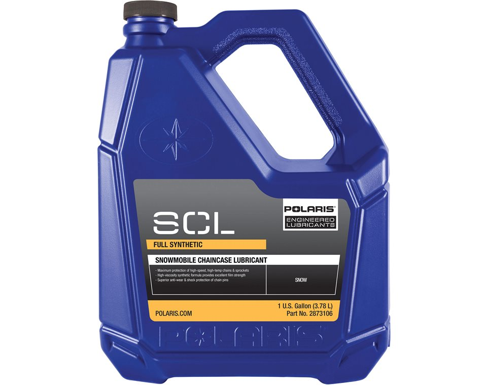 SCL - Synthetic Chaincase Lubricant