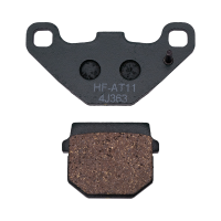 Polaris Engineered™ Brake Pads - 0453036