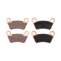 Polaris Engineered Brake Pads - 2202413