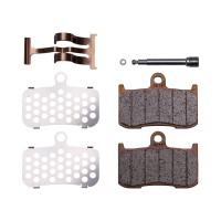 Motorcycle Front Brake Pad Set - 2204196