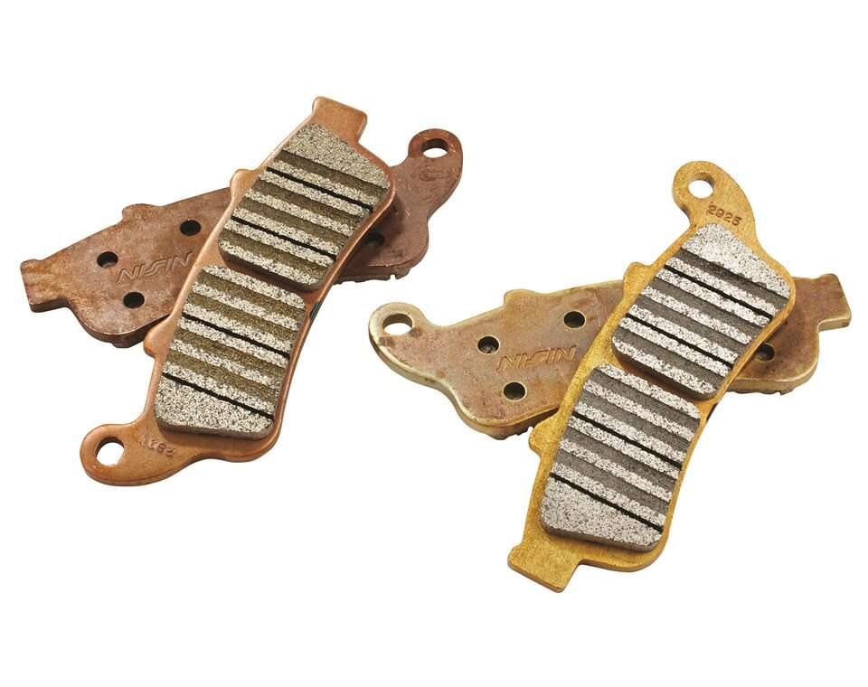 Victory® Motorcycle Rear Brake Pad Set - 2204724