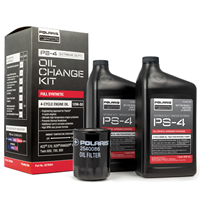 Full Synthetic Oil Change Kit, 2 Qts. Of PS-4 Extreme Duty Engine Oil and 1 Oil Filter