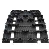 "SERIES 5.1 15"" x 155"" x 2.4"" Snowmobile Track"
