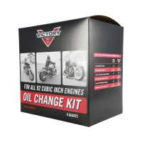 Victory Motorcycle Oil Change Kit