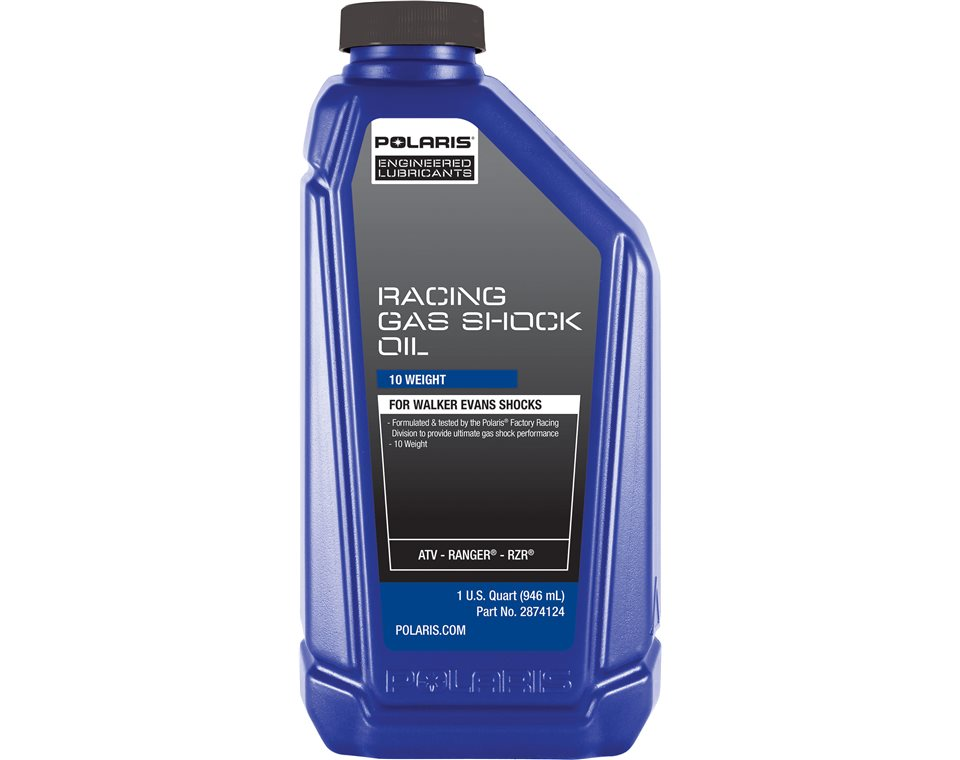 10 WT Racing Gas Shock Oil (1 Quart)