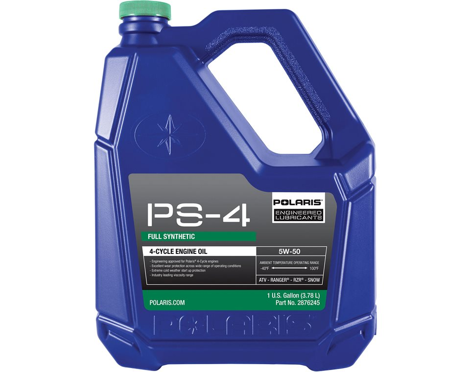 PS-4 Full-Synthetic Oil, 1 gallon
