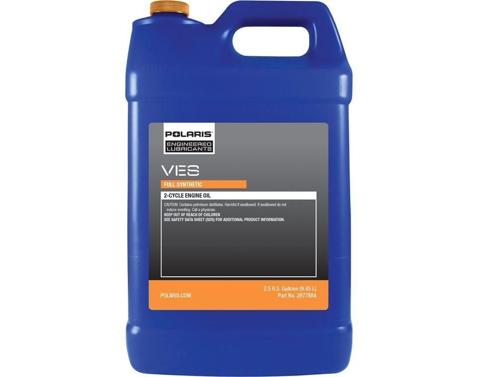 VES, 2.5 gallons