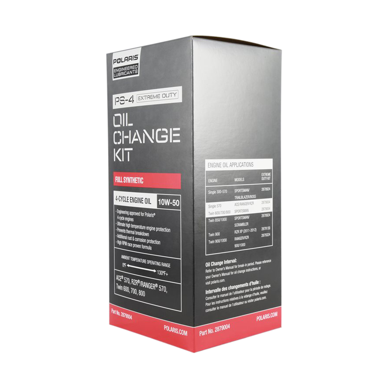 Extreme Duty Oil Change Kit, Genuine OEM Part 2879004