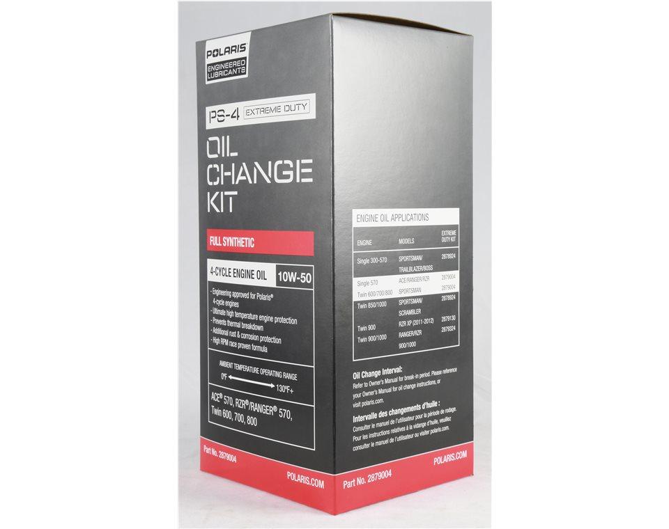 Extreme Duty Oil Change Kit - 2879004