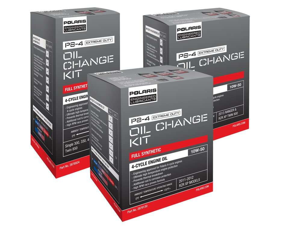 Extreme Duty Oil Change Kit - 2879324